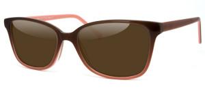 Sonnenbrille Betta braun