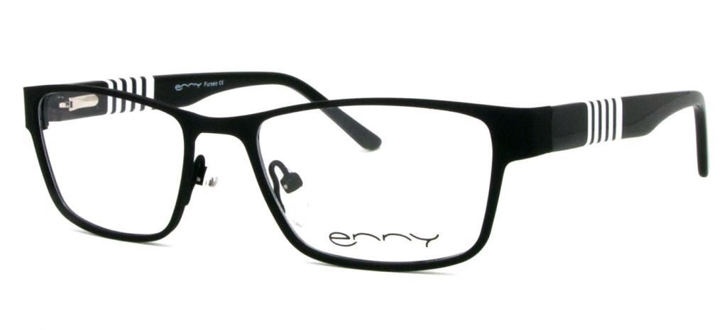 Kinderbrille Furseo schwarz