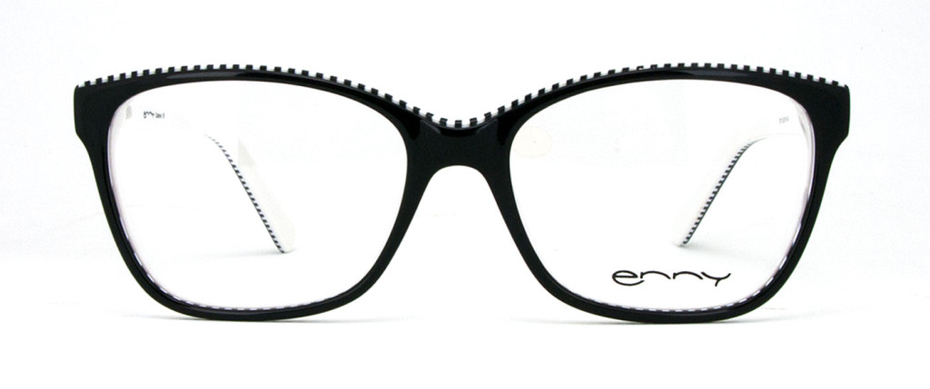 Damenbrille Catena schwarz