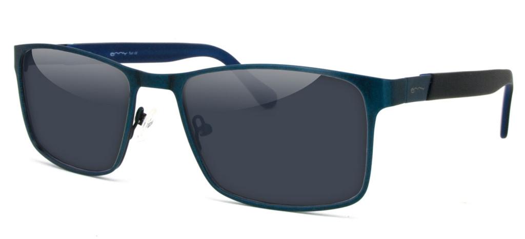 Herrensonnenbrille Turi blau